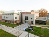 Kean University                 Nancy Thompson Library                 Human Rights Addition
