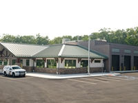 Garden State Parkway Inspection Facility & State Police Offices