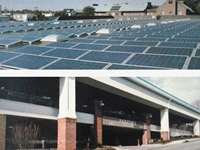 Toms River Parking Garage & Solar Panel Installation