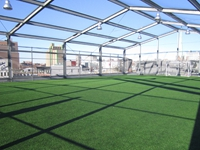 North Star Academy Rooftop Play Area